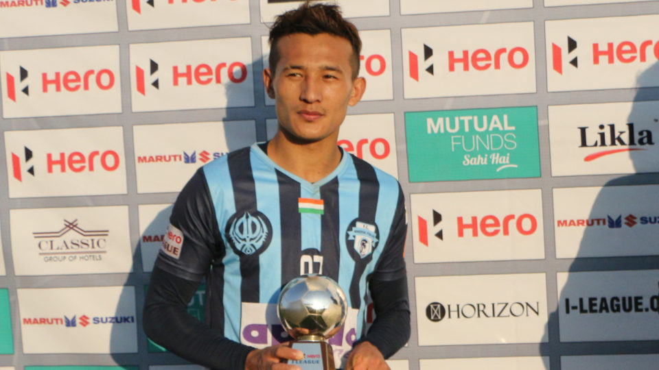 Football Facilities In India Tempted Me, Admits Chencho Gyeltshen