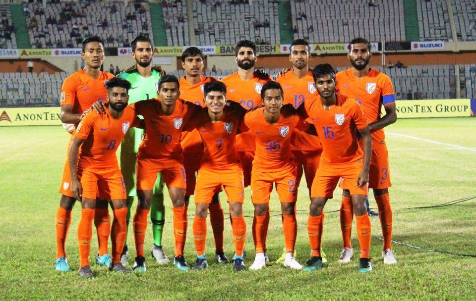 INDIA BREEZE PAST PAKISTAN TO ROMP INTO SAFF FINAL