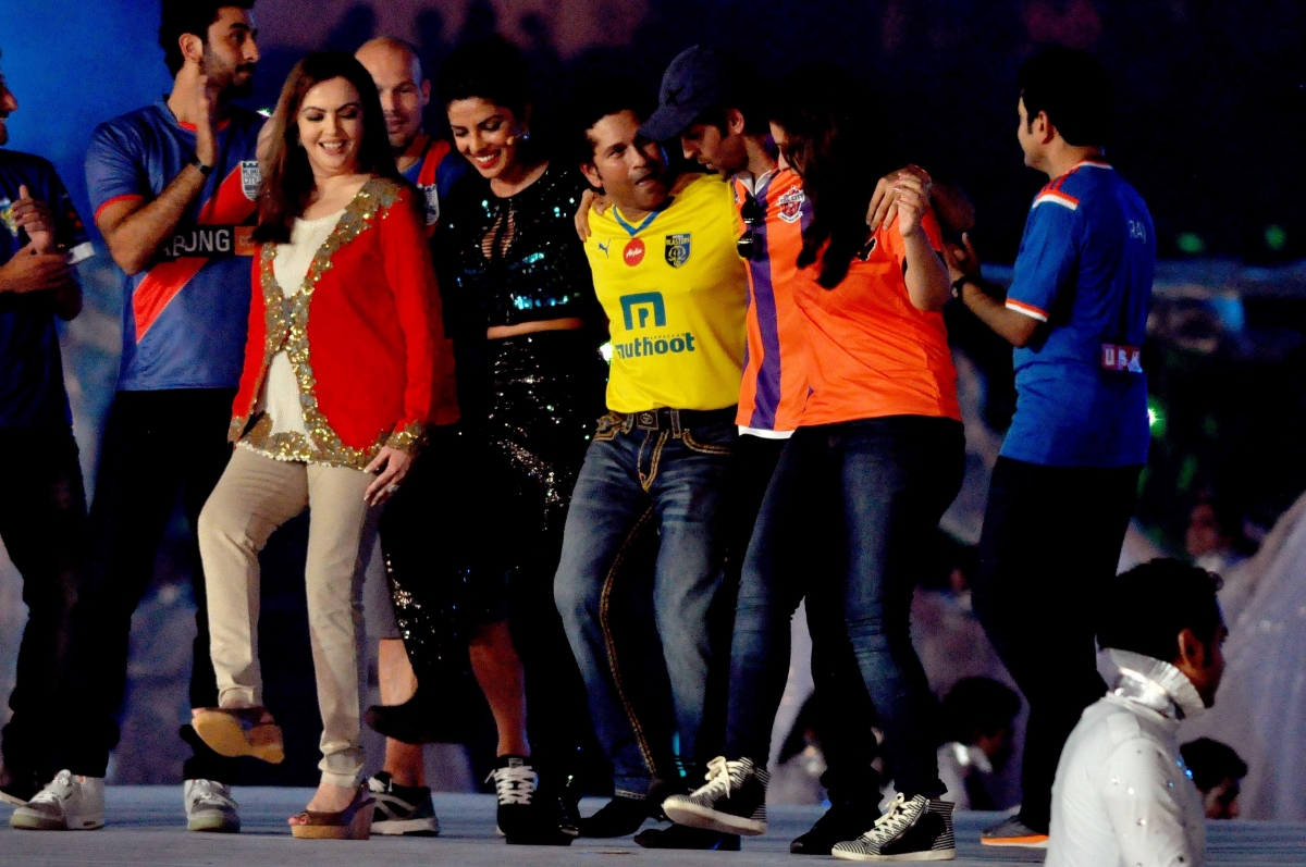 Indian Super League Opening Ceremony