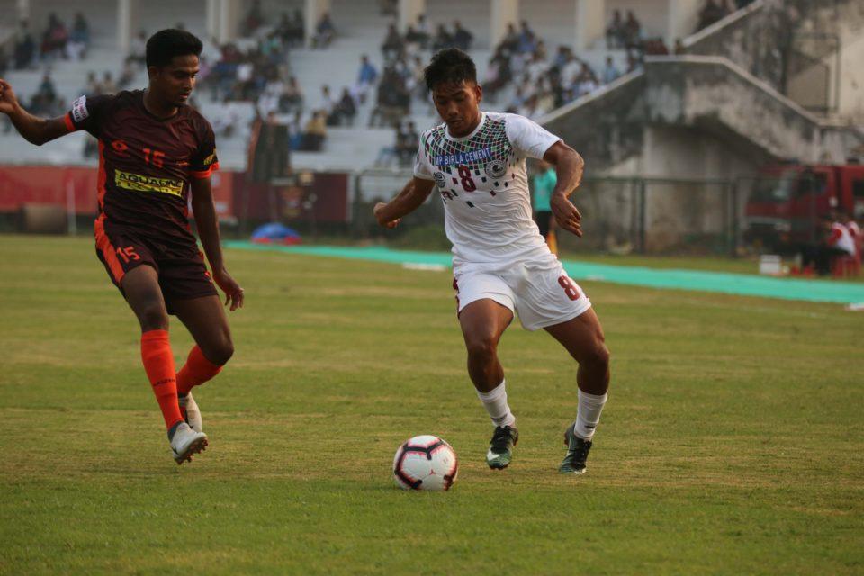GOKULAM 1-1 Mohun Bagan