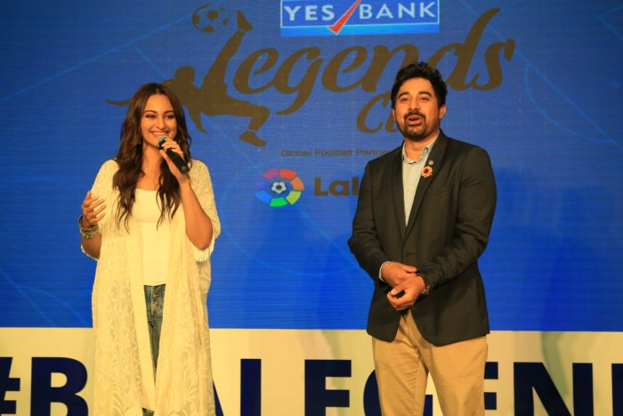 Yes Bank Legends Cup 2018 Brings LaLiga On Board As Global Football
