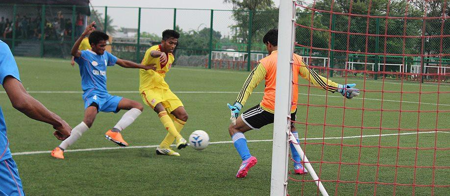 Farukh Choudhary for Pune FC Pc PFC