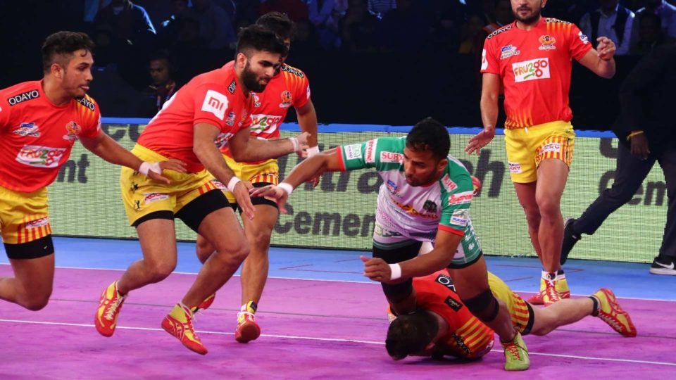 Gujarat Patna Pirates