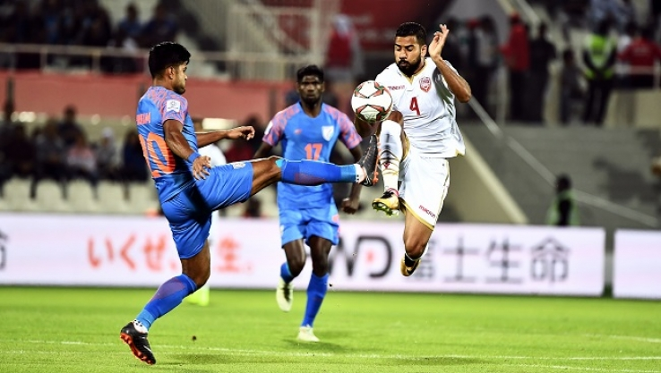 India Bahrain UAE AFC Asian Cup