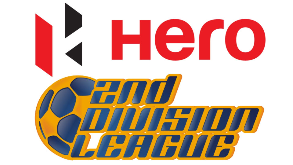 Hero I-League 2nd Division