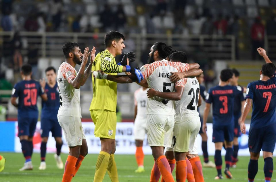 India Bahrain AFC Preview