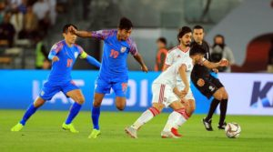 India UAE AFC Asian Cup