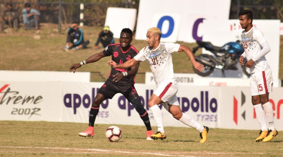 Mohun Bagan Minerva Punjab FC