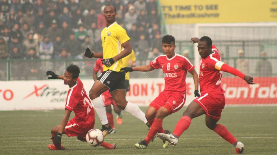 Real Kashmir Aizawl FC