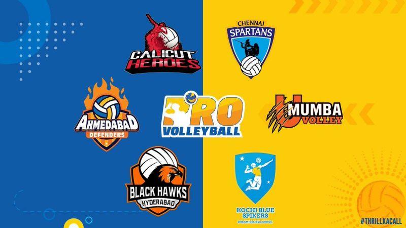 All-Star Chennai Pro Volleyball U Mumba