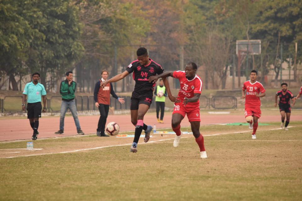 Aizawl FC Minerva Punjab