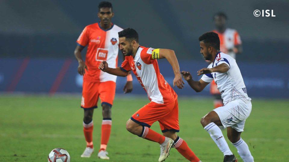 FC Goa Delhi Dynamos