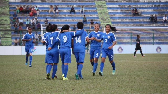 India Women Football