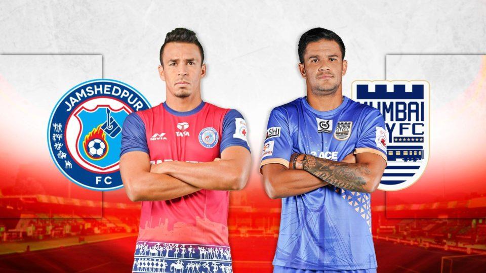 Jamshedpur FC Mumbai City FC