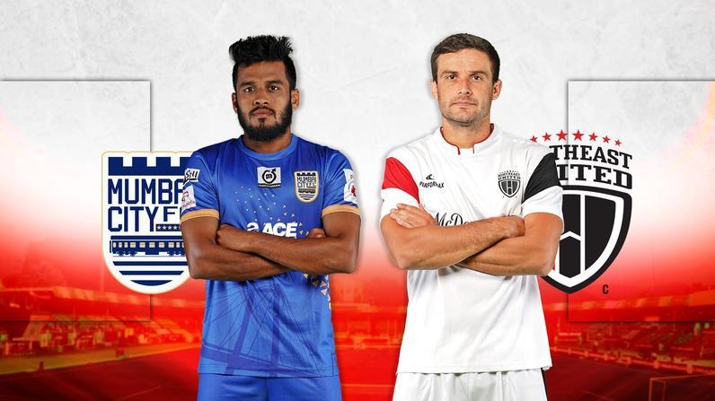 Mumbai City FC Northeast United