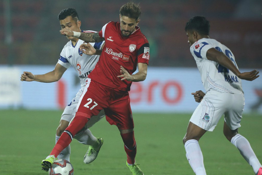 Dynamos Northeast United FC Delhi