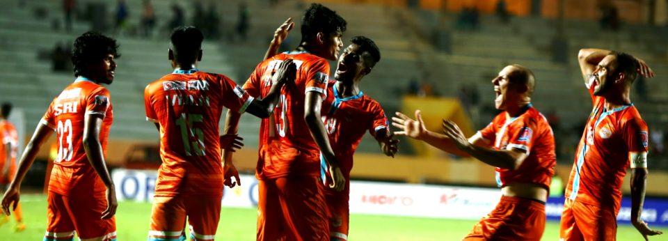 Chennai City FC Minerva