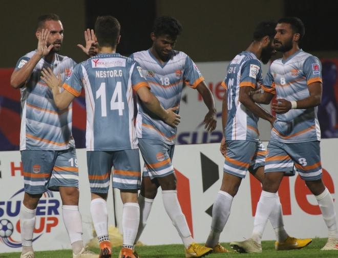 Chennai City FC Pune