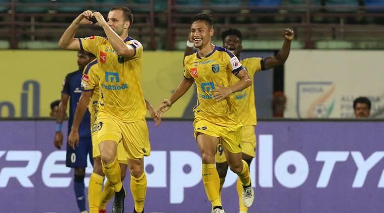 Kerala Blasters Northeast United FC