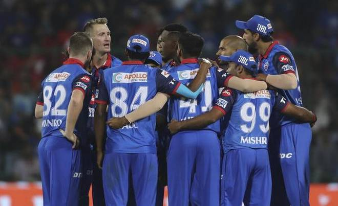 Delhi IPL 2019