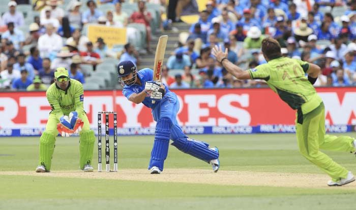 India Pakistan World Cup Cricket