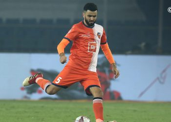 Ahmed Jahouh FC Goa ISL